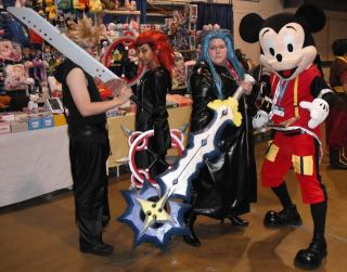 ...el anuncio de Kingdom Hearts III