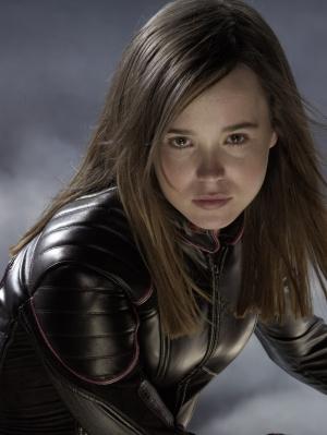 Ellen Page mutante