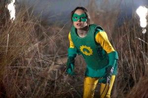 Ellen Page superheroe