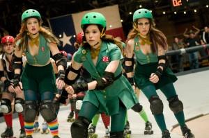 Ellen Page en patiines