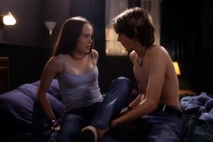 Ellen Page en su primera vez