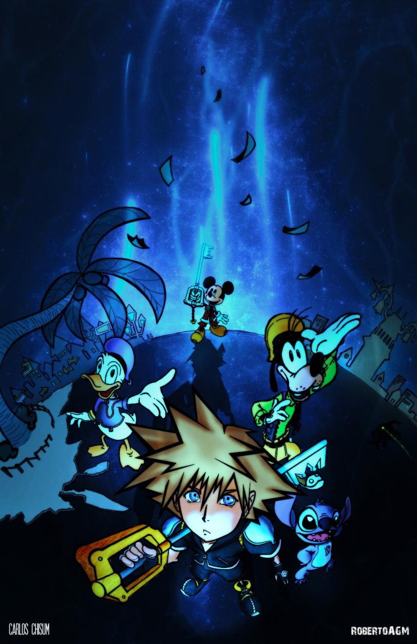 Dearly Beloved Kingdom Hearts