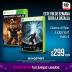 Dos títulos de Microsoft Studios, no son nuevos, pero están a un precio muy accesible.